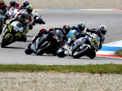 Assen race 'thrilling and stressful' for De Puniet