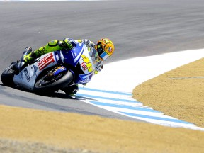 Rossi wishes rivals well after crashes