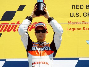 Pedrosa thankful after tasting victory again
