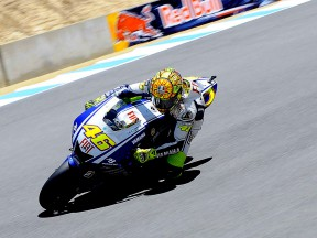 Rossi pleased with 20 important points