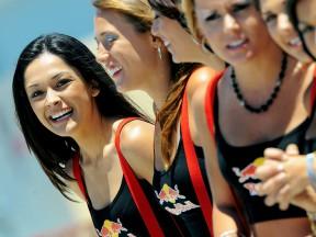 MotoGP paddock glamour – Laguna Seca