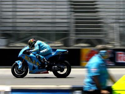 Un fin de semana difícil para los pilotos de Suzuki