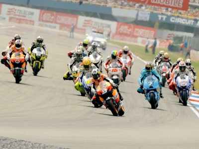 MotoGP battle of attrition moves on to Sachsenring