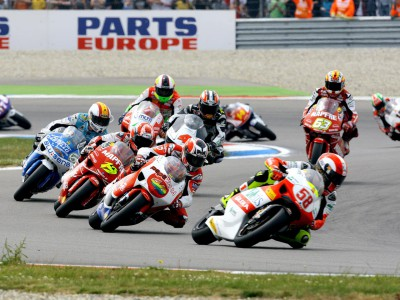 250cc riders return for Sachsenring battle