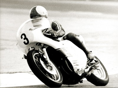 Jarno Saarinen made MotoGP Legend