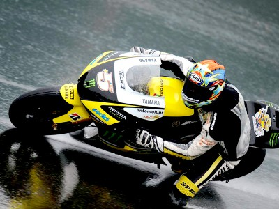 Tech 3 battle through rain-soaked Sachsenring QP