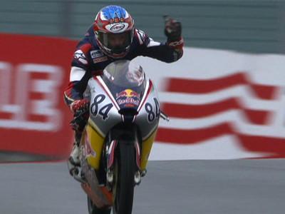 Red Bull MotoGP Rookies Cup: Kornfeil s'impose au Sachsenring