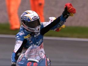 Il Sachsenring parla spagnolo: vince Simon