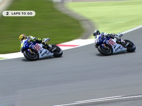 Pure Track footage of Sachsenring finale