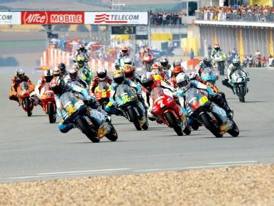 125cc class prepares for British return