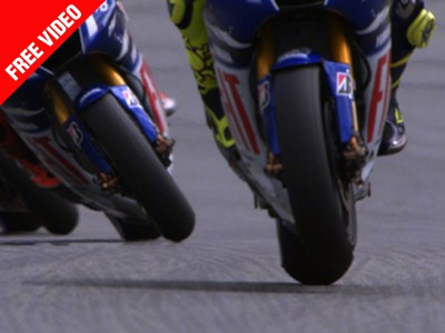 MotoGP comes under close scrutiny with Hyper Slow-Motion footage