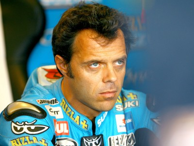 Wet tyres all session for Capirossi and Vermeulen