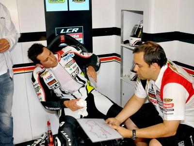 De Puniet says FP1 fifteenth 'no big drama'