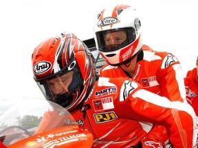 Royal guest enjoys MotoGP experience