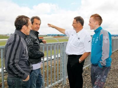 Silverstone intensifica los preparativos para acoger el MotoGP