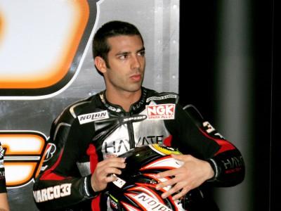 M.メランドリ:「グッドなレースではなかった」