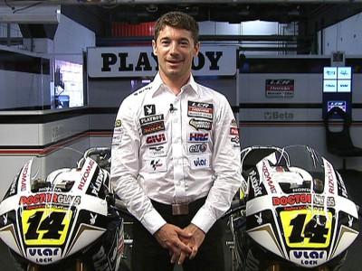 Conoce al equipo de MotoGP Honda LCR