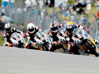 La Red Bull MotoGP Rookies Cup se decide ce week-end à Brno
