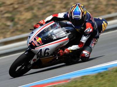 Red Bull MotoGP Rookies: Hiura and Marino fastest but Fagerhaug and Kornfeil are there