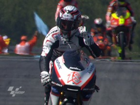 Terol takes first 2009 win in Czech sunshine