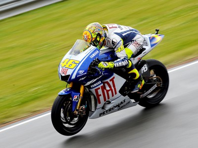 Rossi camp look ahead to 2010 in Brno test