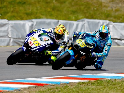 Capirossi drops hint on 2010 continuation