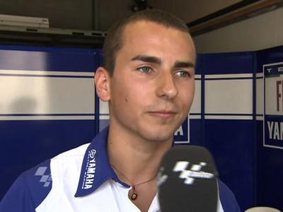 Lorenzo spiega la sua decisione di rimanere in Yamaha