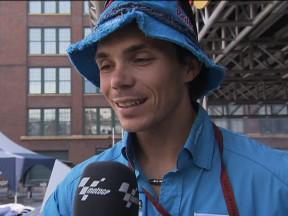 """Vermeulen: """"Quiero quedarme en MotoGP"""""""
