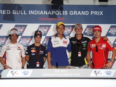 MotoGP rolls into Indy for American extravaganza