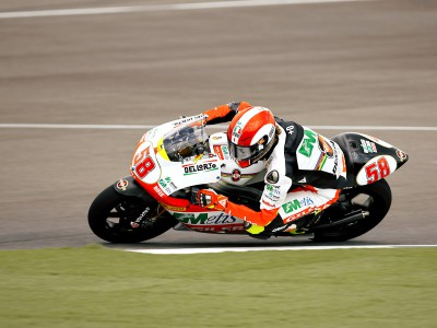 Late effort pushes Simoncelli to the front