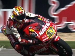 Di Meglio décroche sa première pole en 250cc à Indy