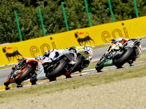 MotoGP looking at engine lease agreement