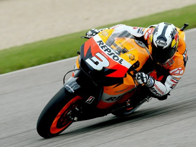 Chris Martin predicts Pedrosa triumph