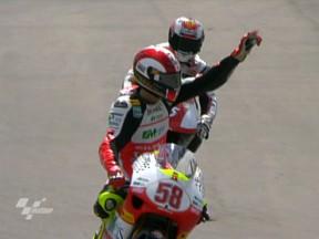 RACE:M.シモンセリ、連覇に向けて4勝目達成