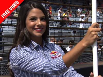 Las Paddock Girls del Gran Premio Red Bull de Indianápolis