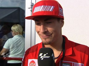 Ducati confirm Hayden for factory team again in 2010