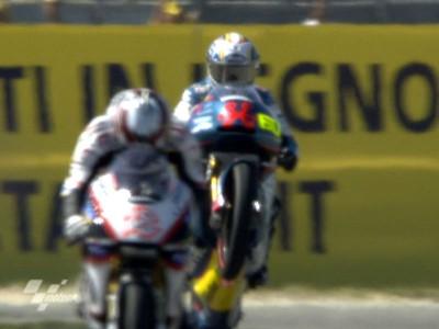 Simon gewinnt 125cc-Rennen in Misano