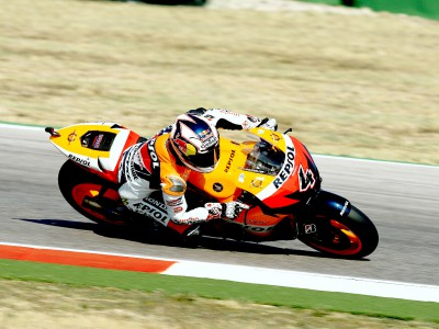 Successful end to busy weekend for Dovizioso