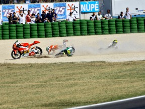 Iannone offers apology to Espargaró