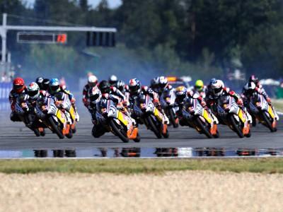 Les candidatures pour la Red Bull MotoGP Rookies Cup 2010 sont ouvertes