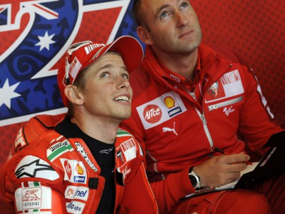 Season so far: Casey Stoner