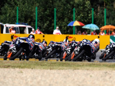 25 nations invade Italy for Rookies Cup Selection
