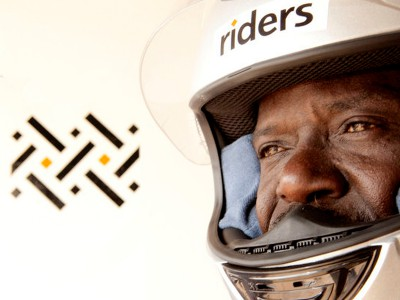 Riders for Health triumphs at Third Sector awards