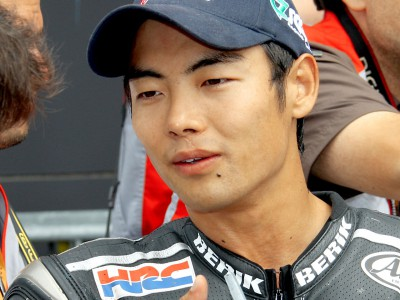 Aoyama to ride in premier class next season