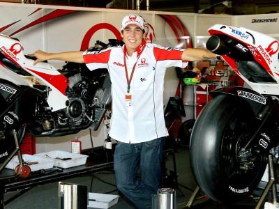 Aleix Espargaró stößt 2010 zu Pramac Racing