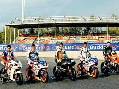 Le Moto2 danno spettacolo a Montmeló