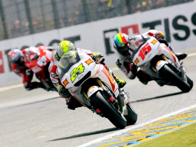 Gresini duo out to impress
