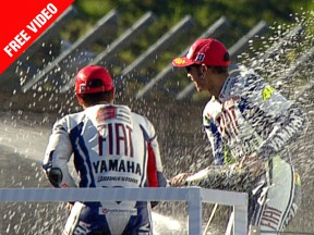 Golden Podiums award per MotoGP