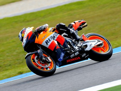 Top of the podium is Pedrosa's Sepang aim