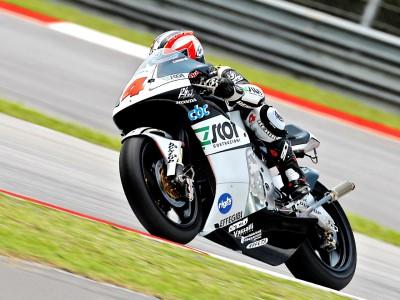 Aoyama reprend les commandes en 250cc